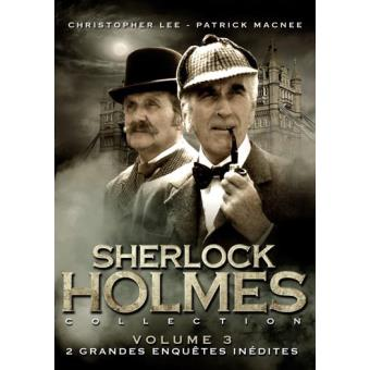 Sherlock holmes vol 3 - 2 dvd