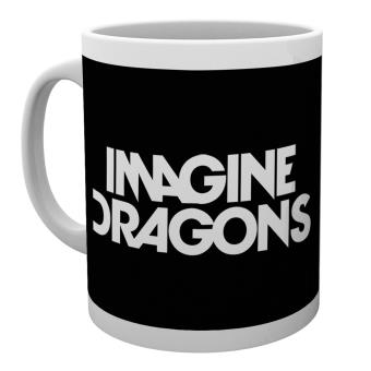 Taza Imagine Dragons Logo