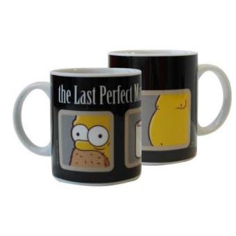 Simpsons Taza the Last Perfect man