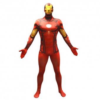Disfraz Iron Man clásico Morphsuit Original - Talla - XL