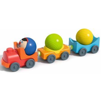 Tren de juguete Kullerbü Engineer Egon's