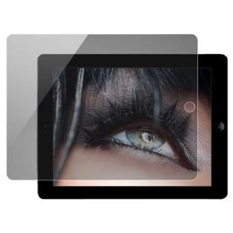 Protector de pantalla de vidrio templado para Apple iPad Air 1 y 2 - Dureza 9H