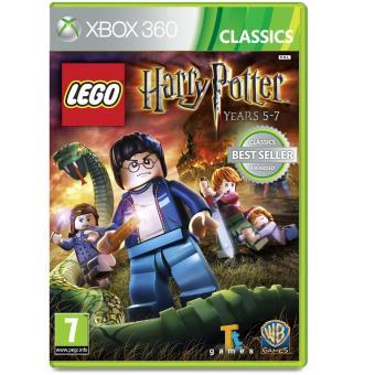 Lego Harry Potter Years 5 7 Classics Xbox 360 Importacion