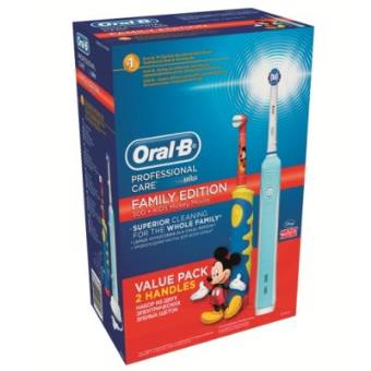 Cepillo de dientes eléctrico Oral-B Professional Care 500 + D10K - Salud y  cuidado - Los mejores precios  6f65ae46d366