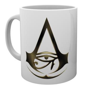 Taza Assassins Creed Origins Logo