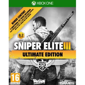 Sniper Elite 3 - Ultimate Edition (xbox One) [importación Inglesa]