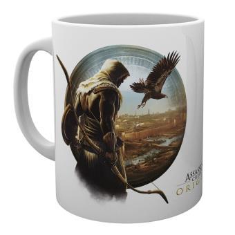 Taza Assassins Creed Origins Eagle