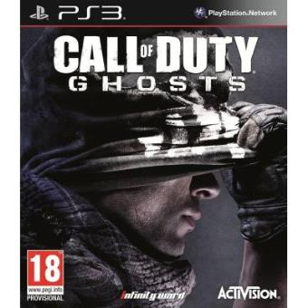 Call Of Duty: Ghosts Ps3 [Importación inglesa] - jugable in castellano