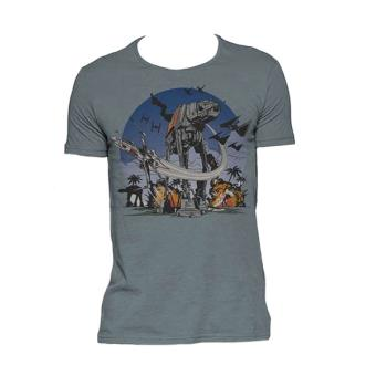 Camiseta Star Wars Rogue One At-Act, Talla L