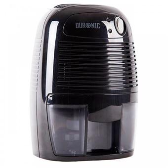 Deshumidificador eléctrico Duronic DH05 silencioso 250 ml