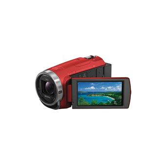 Sony HDR-CX680 Rojo