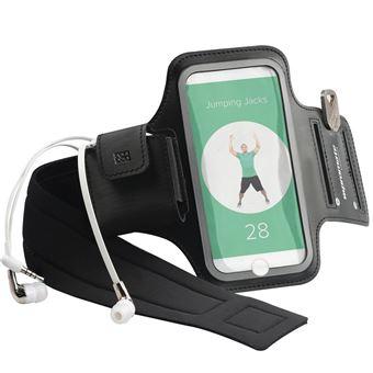 Brazalete deportivo para iPhone 5/5S, (Rosa)