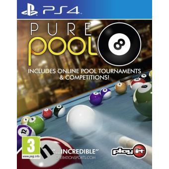 Pure Pool (playstation 4) [importación Inglesa]