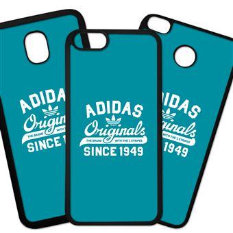 localizar Finalmente Oswald  Funda para Huawei P20 Lite modelo Marca deporte Adidas logo Originals  blanco - Fundas y carcasas para teléfono móvil - Los mejores precios   Fnac