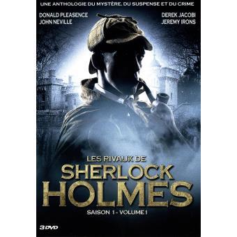 Sherlock holmes-rivaux de sherlock holmes s1 vol 1