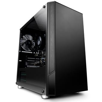 Vibox I-11 PC Gaming con un juego gratuito - Windows 10 - WiFi - Quad Core Ryzen Procesador - Radeon Vega 8 Gráficos - 16Gb RAM - 1Tb Disco duro