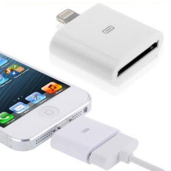 Adaptador de 30 Pines a 8 Pines Para Iphone 5, Ipad Mini y Ipad