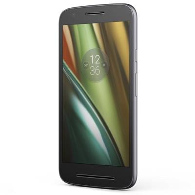 Motorola Moto E3 (Double SIM, 8Go, Negro)