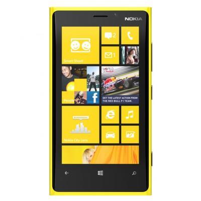 Nokia lumia 920 amarillo libre