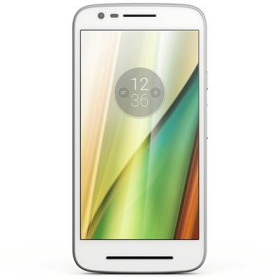 Motorola Moto E3 (Double SIM, 8Go, blanco)