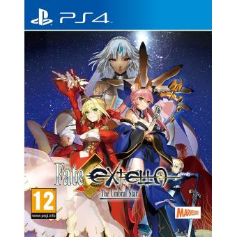 Fate/extella: the Umbral Star (playstation 4) [importación Inglesa]