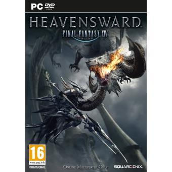 Final Fantasy Xiv: Heavensward Expansion (pc Dvd) [importación Inglesa]