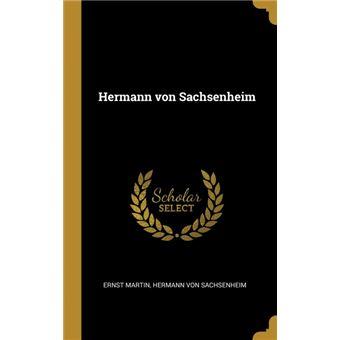 Serie ÚnicaHermann von Sachsenheim HardCover