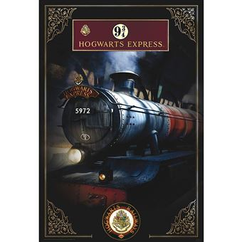 Póster Harry potter « hogwarts express » (91.5x61)