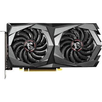 Tarjeta gráfica MSI GeForce GTX 1650 Gaming X 4G