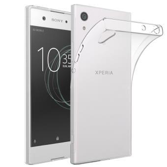 5d372f62f1d Sony Xperia XA1 Caso [Advansia] Funda protectora caso ultra finas de silicona  TPU gel para Sony Xperia XA1 [Jelly - Transparente] - Filtros de pantalla  para ...