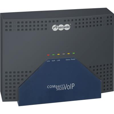 Adaptador de telefonĂa VoIP Auerswald Compact 5020 VoIP