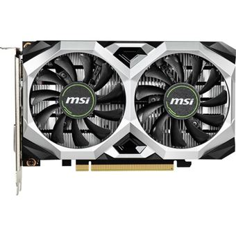 Tarjeta gráfica MSI GeForce GTX 1650 Ventus XS 4G OC