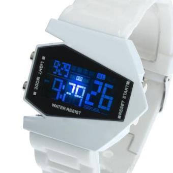 c11f35e1426b Reloj Digital Correa Blanco Silicona led Para Hombre Deportivo - Reloj  Hombre Deporte - Los mejores precios