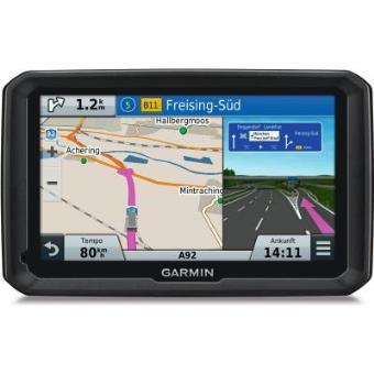"""Garmin 70LMT - GPS para camiones de 7 """""""""""""""", mapas de Europa general, negro"""