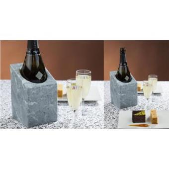 Enfriador de vino en piedra Vinkylare