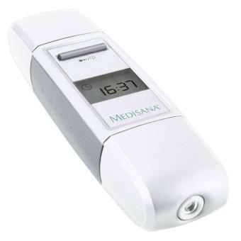 Termómetro digital infrarRojo Blanco 99204