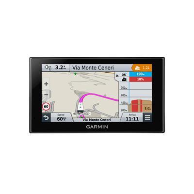 Navegador GPS Garmin Camper 660LMT-D