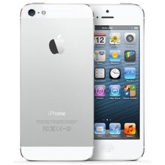 53912018cb20a Teléfono móvil Apple iPhone 5 16GB 4G - Plata - Teléfono móvil libre - Los mejores  precios