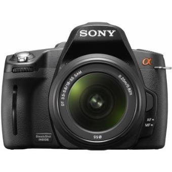 Cámara de fotos digital Sony A390L Cámara digital SLR