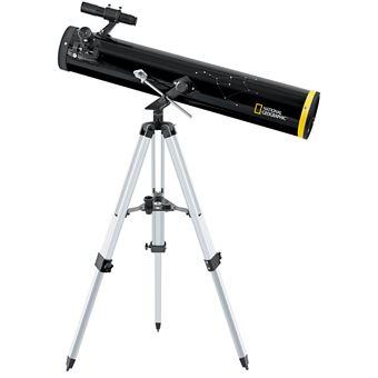 National Geographic Telescopio Reflector 114/900 Altazimutal