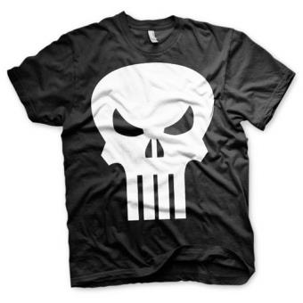 Camiseta Punisher Logo, Talla L