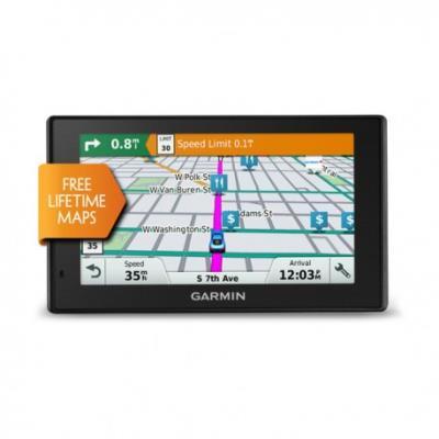 "Navegador GPS Garmin DriveSmart 50LM Fijo 5"""" TFT Pantalla tĂĄctil 173.7g"