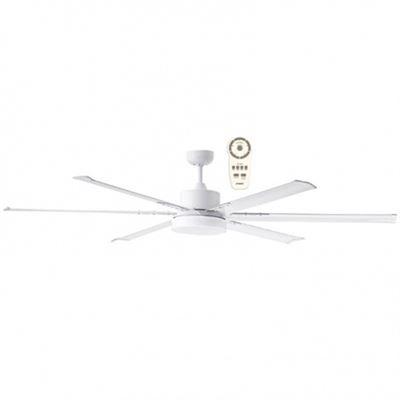 Ventilador de techo  Martec Albatross DC LED 1800mm blanco