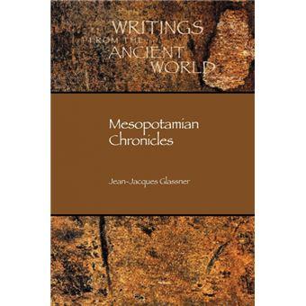 Mesopotamian Chronicles Paperback