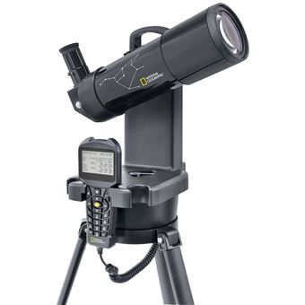 National Geographic Telescopio Refractor Motorizado Goto