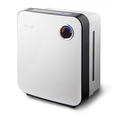Humidificador de aire y purificador de aire Clean Air Optima CA-807 Blanco