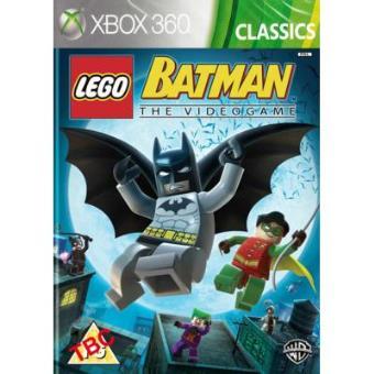 Lego Batman Classics Xbox 360 Juego Los Mejores Precios Fnac