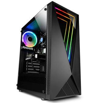 Gaming PC Vibox - FX 4300, Nvidia GeForce GTX 1050 Ti, 8 Gb RAM, 1TB HDD, Windows 10