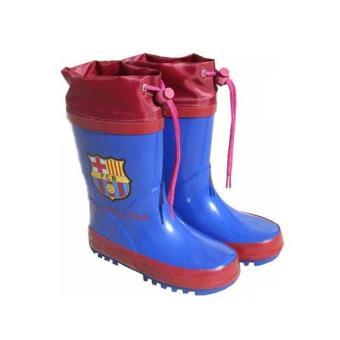 Botas Agua fc Barcelona Escudo Cierre Ajustable aca02dbfe1a35