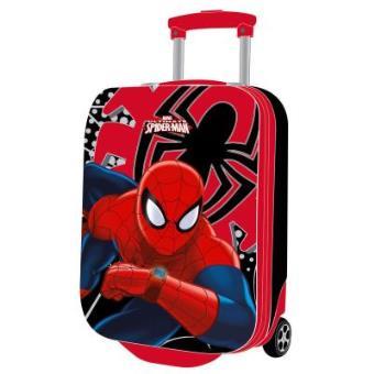 8dc007a92 Maleta trolley Spiderman Marvel Tech ABS 55cm 2r, Cartera y mochila de  infantil, Los mejores precios | Fnac